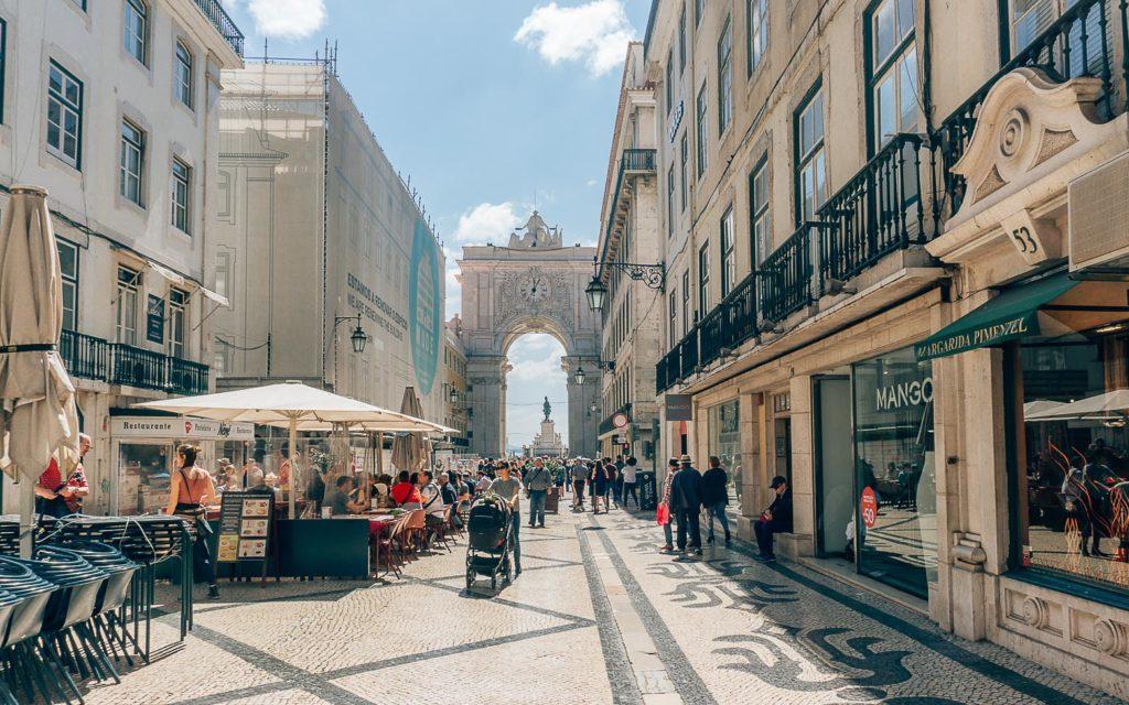 weekend a Lisbona