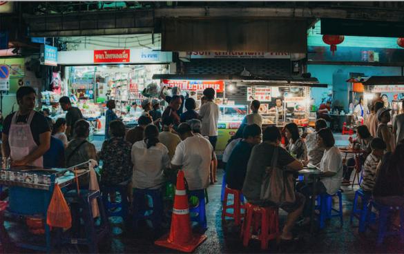 cosa fare a Bangkok